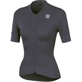 Sportful Monocrom Jersey Dames, anthracite